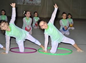 Corsi base ginnastica ritmica Gravina di Catania