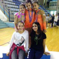 Torneo allieve ginnastica ritmica Catania