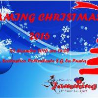 Jamming Christmas 2016...serata magica.