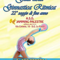 Gala' della ginnastica ritmica (22° saggio di fine anno)