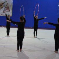 Terzo turno ginnastica ritmica cerchi
