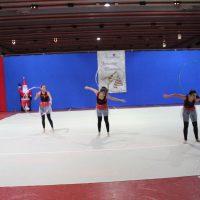 Corso Avanzato ginnastica ritmica Santa Claus